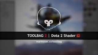Toolbag 2 | Dota 2 Shader