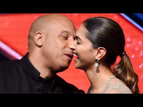 Xxx Return Of Xander Cage Movie Press Conference With Vin Diesel & Deepika Padukone