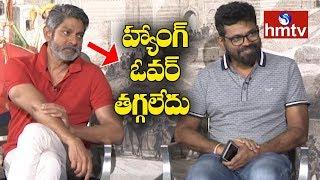 Jagapati Babu and Sukumar Interview On Rangasthalam Success  | hmtv