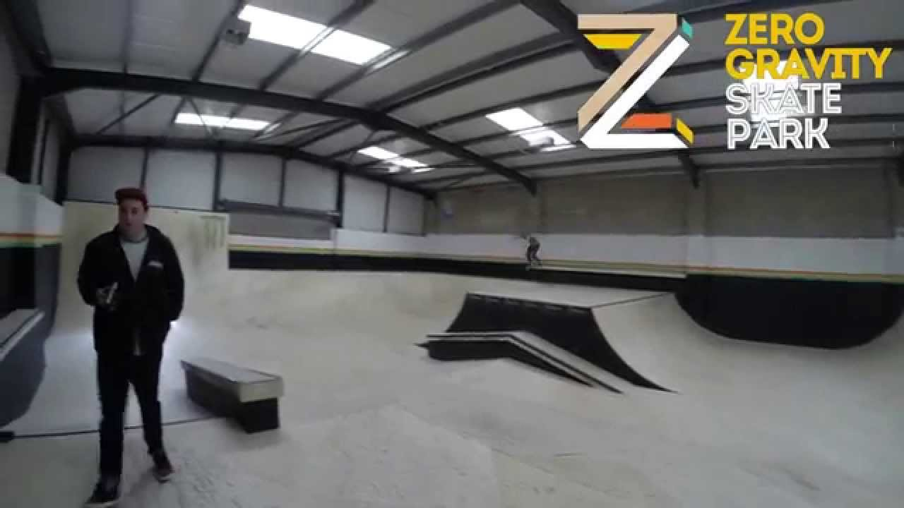 Zero Gravity Skatepark Sligo Zero Gravity Skatepark Grand