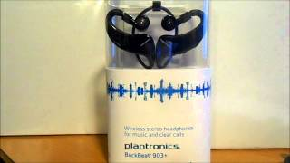 Give Away ENDED for a plantronics back beat 903+ blue tooth stereo headphones