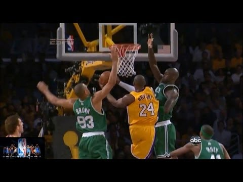 Kobe Bryant Offense Highlights 2008-2012 Playoffs video