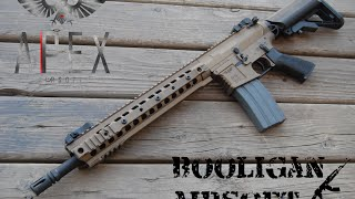 Apex R5 M12 Bronze M4 AEG Overview