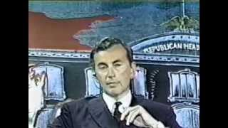 Gore Vidal vs William Buckley Republican Convention 1968 Debate 1