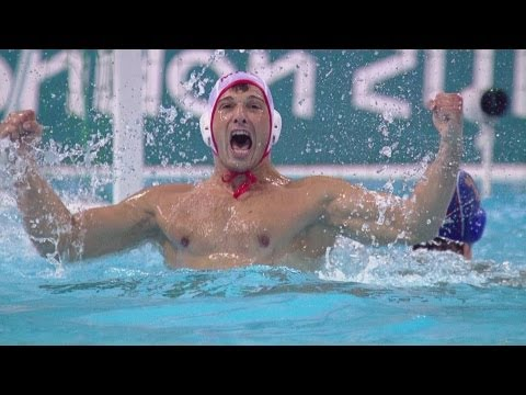 Water Polo Men's Bronze Medal Match - Serbia v Montenegro Full Replay -- London 2012 Olympic Games