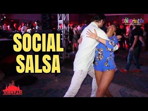 TOMAS & EBRU (Social Dance Salsa)