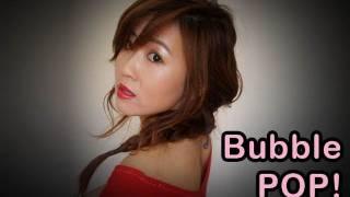 HyunA 'Bubble POP!' look