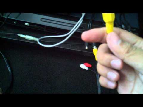 How to set up a Dazzle capture card for PS3 (Without TV output)