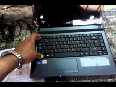 QUITAR PASSWORD / CLAVE DE BIOS EN ACER ASPIRE 4349 5733 5349 GRATIS
