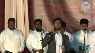 Labbayk : Nasheed Performed at MUNA Convention 2015