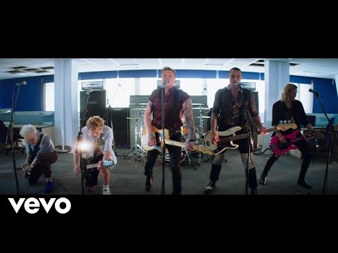 McBusted Get Over It video