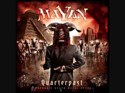 MaYaN - Celibate Aphrodite From Album Quarterpast Official [HQ]