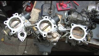 Rebuild Turbo DSM Throttle Bodies