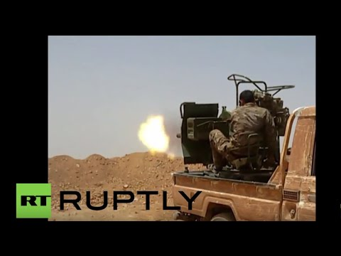 Syria: Kurdish-led SDF continue offensive on strategic IS stronghold
