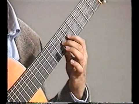 William Kanengiser - Effortless Classical Guitar - Left Hand 3