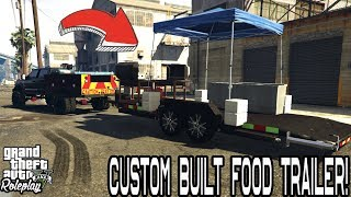 ATOMIC PERFORMANCE COOKOUT AN CAR MEET | I MADE A FOOD TRAILER! | WILD SIDE RP