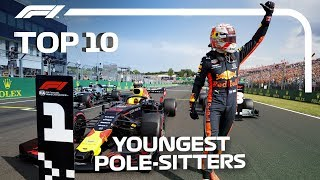 Top 10 Youngest F1 Pole-Sitters