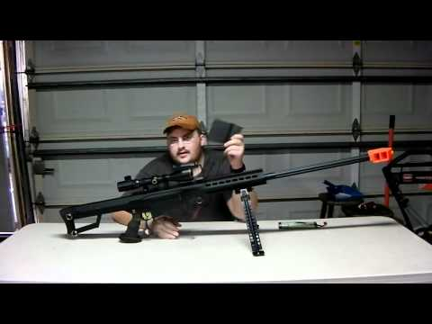 REVIEW OF THE SNOW WOLF BARRETT M82/M107
