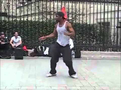 Amazing Street Dancer