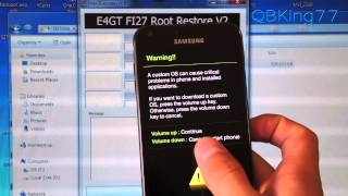 How to Root the Samsung Epic 4G Touch on FI27 ICS