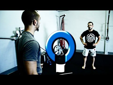 Functional MMA Workout routine with MMA Fighter Eric Uresk Image 1