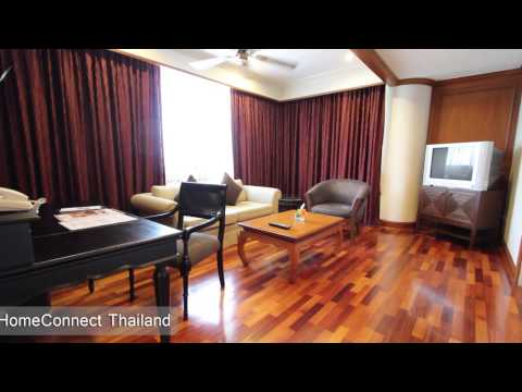 Magnificent 1 Bedroom Serviced Apartment for Rent at President Solitaire PC005050