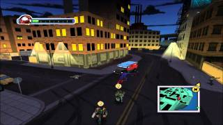 Ultimate SpiderMan - Special City Event : Untie Cops