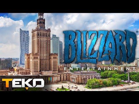 Spotkanie Z Blizzardem W Warszawie! [Overwatch]