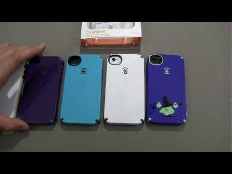 Speck CandyShell iPhone 4S Fit & Colors