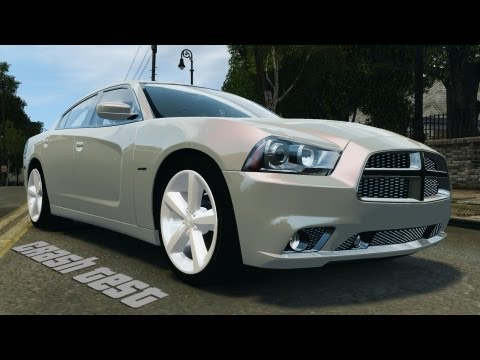 Dodge Charger R/T 2011 Max