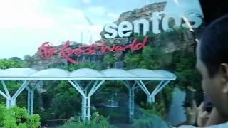 Singapore Monorail - Sentosa