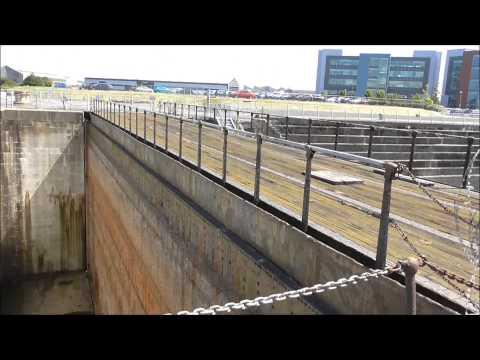 Titanic Dock's CAISSON GATE