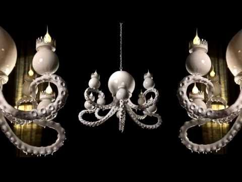 Amazing chandeliers by Adam Wallacavage (music by Ilya Id) official slideshow