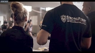StrongFirst Instructor Course SFG1 -  Poland 2015 Zielona Góra