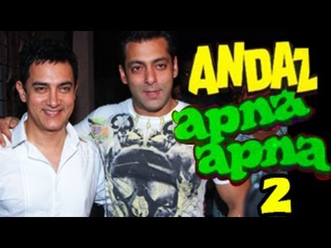 Aamir Khan & Salman Khan in Andaz Apna Apna 2 after 19 years