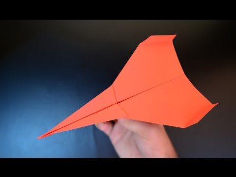 Origami: Best Paper Airplane / Jupiter