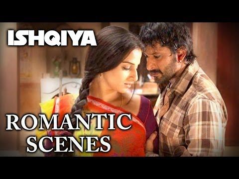 Romantic Scene's From Ishqiya - Arshad Warsi & Vidya Balan video