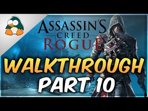 Assassin's Creed Rogue Gameplay Walkthrough Part 10
