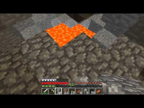 Minecraft:Survival Island(DIAMONDS EVERYWHERE) PT 2