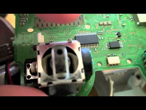 PS3 Controller Analog Stick is Sticky! (HELP!)