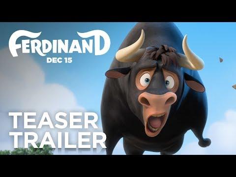 Ferdinand   Teaser Trailer [HD]   Fox Family Entertainment