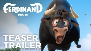 Ferdinand | Teaser Trailer [HD] | 20th Century FOX