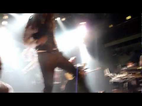 Seeed Hamburg Grünspan 10.10.12 Secret Gig- Dickes B-Sexy back- Remix HD