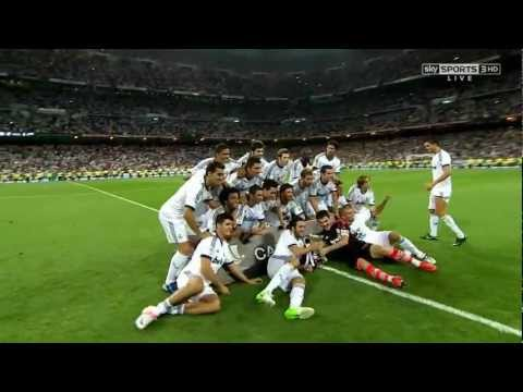 Cristiano Ronaldo Vs Barcelona (Home) (Spanish Super Cup) 12-13 HD 720p By Andre7