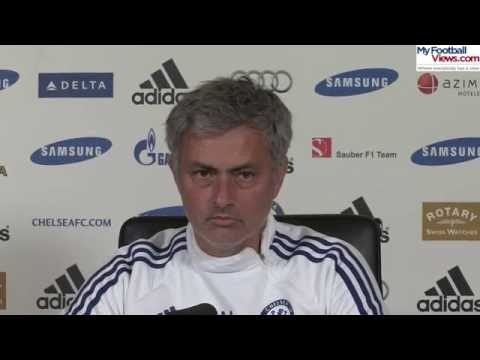 Jose Mourinho: I will not leave Chelsea for Man Utd
