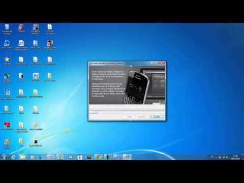 como descargar e instalar Blackberry Desktop para windows o mac gratis y actualizado 7.1