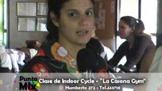 La casona Gym Clase de Cycling