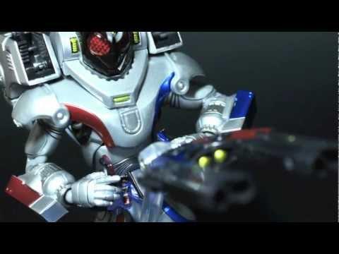 Toy Review: S.H. Figuarts Kamen Rider Fourze Magnet States
