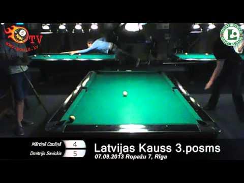 Vadims Jemeljanovs vs Silvestrs Krastiņš