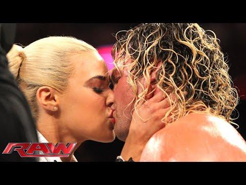 Lana kisses Dolph Ziggler: Raw, May 18, 2015 thumbnail